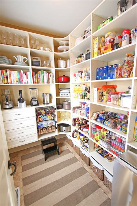 economat cuisine house tour pantry makeover before and after photos