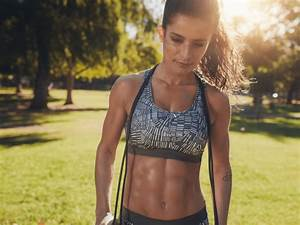 10 Simple Ways To Get Six Pack Abs For Women
