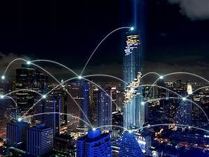 Huawei brings IoT to smart city plans | The New Economy