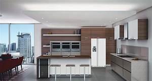 Küche Mit Amerikanischem Kühlschrank : amerikanische k hlschr nke k che ~ Sanjose-hotels-ca.com Haus und Dekorationen