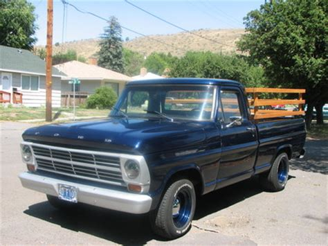 1967 Trucks For Sale by 1967 Ford F100 Ford Trucks For Sale Trucks