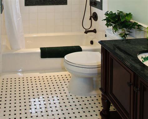 bathroom tiles black and white ideas 36 black and white vinyl bathroom floor tiles ideas and