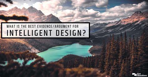 evidenceargument  intelligent design