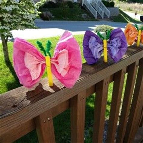 images  easter butterfly decor  pinterest