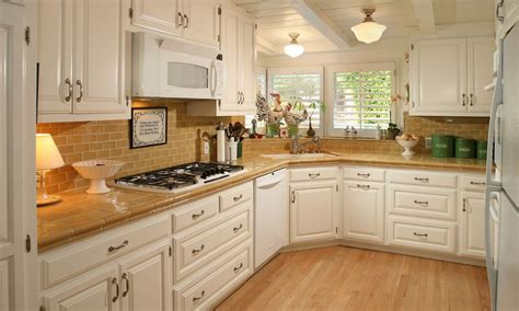 changing kitchen sink faucet tile countertops a comeback your options