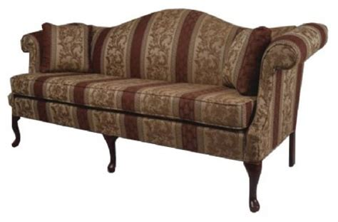 High Point Furniture Chippendale Of Queen Anne Sofa
