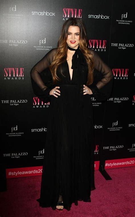 Khloe Kardashian at the Hollywood Style Awards November 13 ...