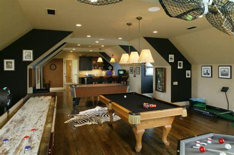 mobilier chambre ado idée salle de jeux moderne