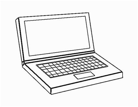 Coloring On Computer computer coloring sheets kindergarten coloring pages