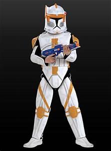 Star Wars Kinder Kostüm : clone trooper cody kost m kinder star wars klonkrieger ~ Frokenaadalensverden.com Haus und Dekorationen