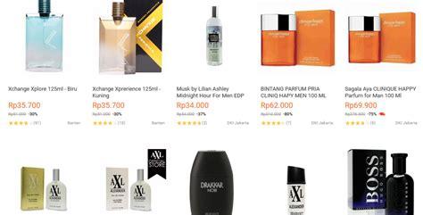 Harga Merk Parfum Pria Tahan Lama parfum pria wangi tahan lama harum yang disukai wanita
