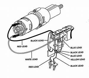 Craftsman Model 973114300 Drill Reversing Genuine Parts