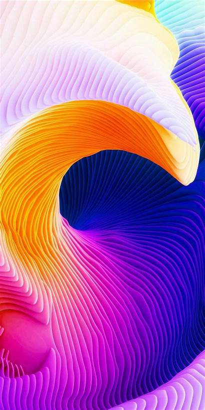 Surface Relief Sinuous 1440 Background Wallpapers
