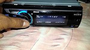 Sony Xplod 52wx4 Manual Bluetooth