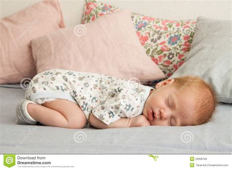 Cute Newborn Baby Boy Sleeping On A Blanket Stock Image Super Easy Baby Blanket To Crochet Benefits Of Heated Blankets John Lewis Washable Picnic Best For Cribs Dangers Sleeping With Electric Brand In India How Make A Fleece Satin Binding Extra Large Mexican Falsa