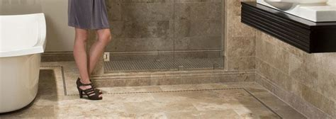 Travertine tiles for bathroom walls and floors