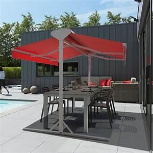 Store Banne Exterieur : store de jardin plaza franciaflex ~ Edinachiropracticcenter.com Idées de Décoration