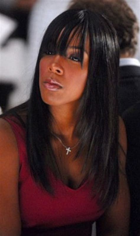Images Of Black Hairstyles With Bangs by Black Hairstyles With Bangs