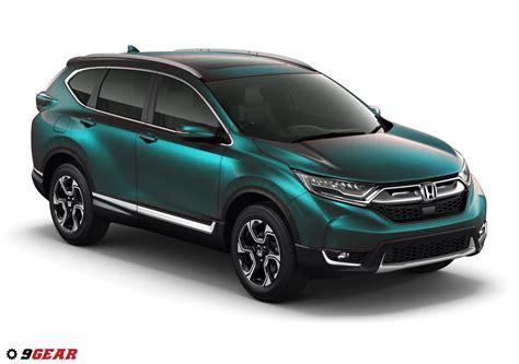 Sporty Suvs by The Stylish Sporty Suv Honda Cr V 2017 Car Reviews