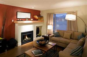 Living room accent wall paint ideas