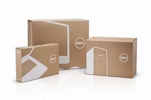 Dell Unveils Kraft Packaging  U2014 The Dieline
