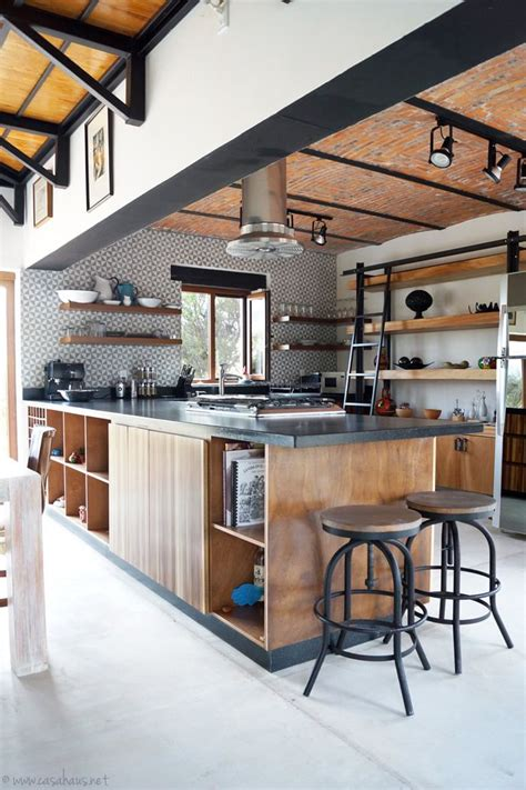 Best 25+ Rustic Industrial Kitchens Ideas On Pinterest