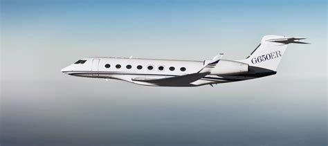 gulfstream aerospace aircraft g650er