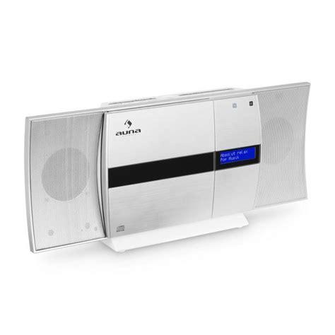 dab adapter für stereoanlage v 20 dab vertikal stereoanlage bluetooth nfc cd usb mp3 dab silber wei 223 silber kaufen