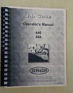 Free Load Case 350 Operators Manual
