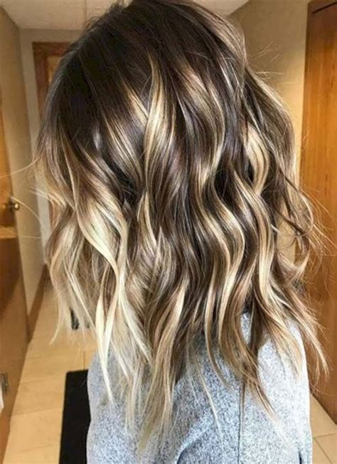 Highlights Hairstyles by Winter Hairstyles Ideas 2018 Balayage Highlights