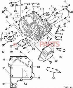 93177682  Saab Oil Strainer