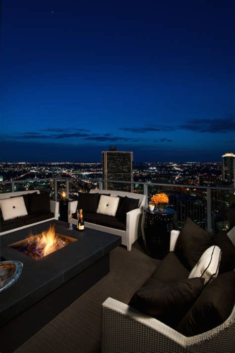 Robert Rowling Lists Pristine Omni Penthouse in Fort Worth ...