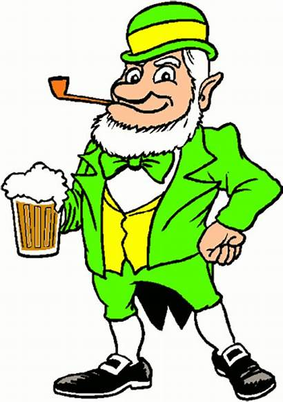 Leprechaun Clip Beer Clipart St Patricks Cliparts