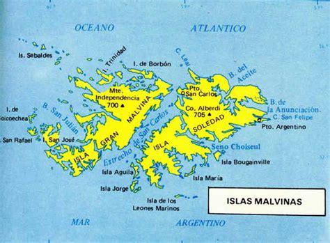 YO EN SALA DE 5: LAS ISLAS MALVINAS