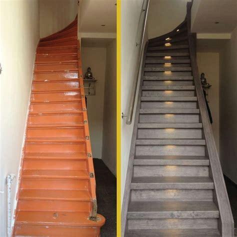 renovatie van trap je oude trap renoveren blaas je interieur nieuw leven in