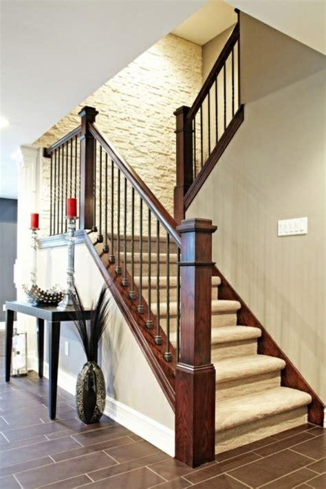 Les 25 Meilleures Idées Concernant Rampes D'escalier En