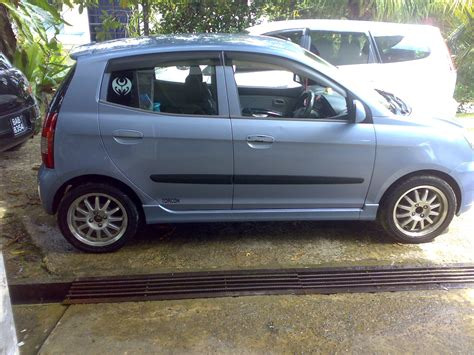 Kia Picanto Modification by Zombiepicanto17 2004 Kia Picanto Specs Photos