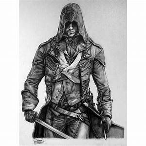 Cool Assassin's Creed Drawings | assassin s creed unity ...