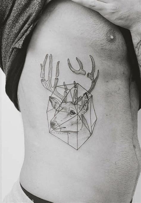 ideias de tatuagens geometricas