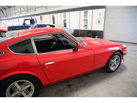 Datsun 240z For Sale In by 1972 Datsun 240z For Sale Classiccars Cc 1011037