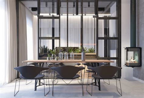 Essecke Modern by 50 Strikingly Modern Dining Rooms That Inspire You To