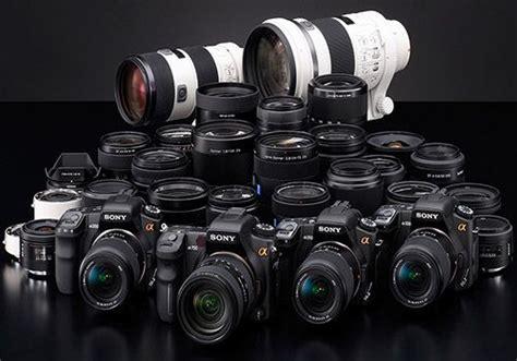 daftar harga kamera dslr sony terbaru  seri sony