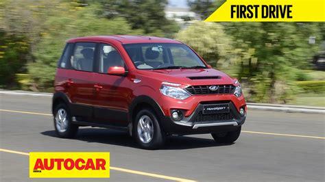 mahindra nuvosport video review autocar india