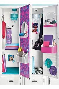 Image Gallery locker decorating ideas
