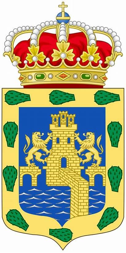 Mexico Arms Coat Svg Heraldry Mexican Viceregal