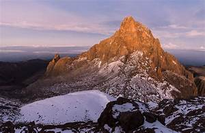 Climbing Mount Kenya, Africa's 2nd Highest Mountain ...