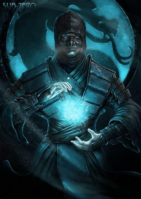 Sub Zero Pictures And Jokes Mortal Kombat Games