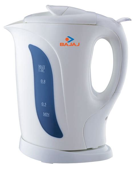 Bajaj 1 Ltr   Cordless Kettle White Price in India   Buy