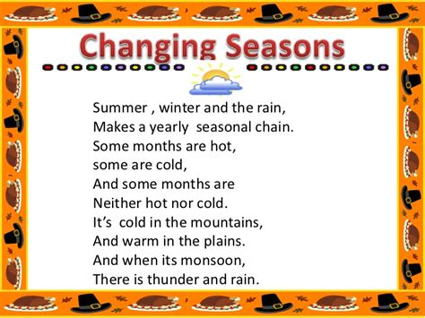 Essay on favourite season