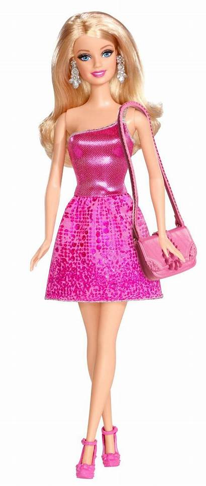 Barbie Pink Doll Dresses Party Accessories Dolls